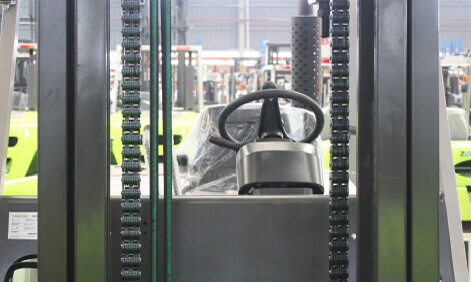 zoomlion forklift features